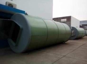 广东一体化预制泵站
