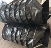 圆筒式油缸防护罩