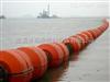 浮筒江面夹管子抽沙管道塑料浮筒厂家