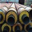 钢套钢直埋防腐保温管厂家